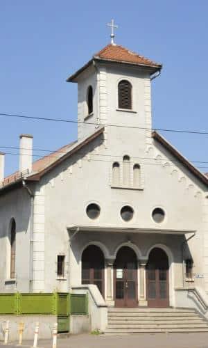 Szent Imre Ifjúsági Ház - Brassó